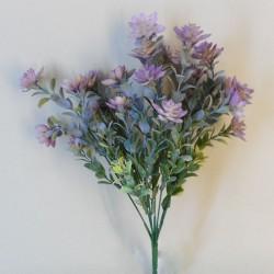Artificial Succulents Plant Purple - SUC047 LL3