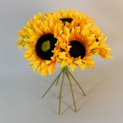 Artificial Sunflowers Bouquet - S070 Q3