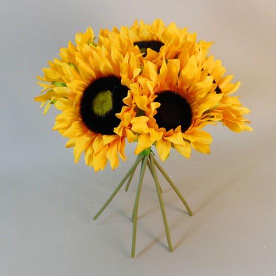 Artificial Sunflowers Bouquet - S070 Q3