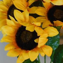 Artificial Sunflowers Bouquet - S055