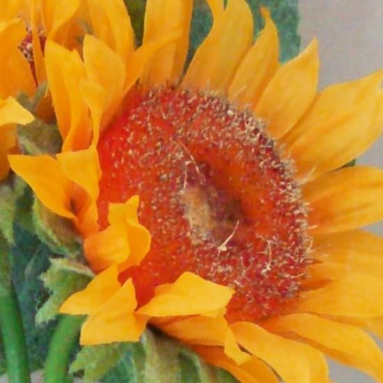 Artificial Sunflowers Posy - S085 R3