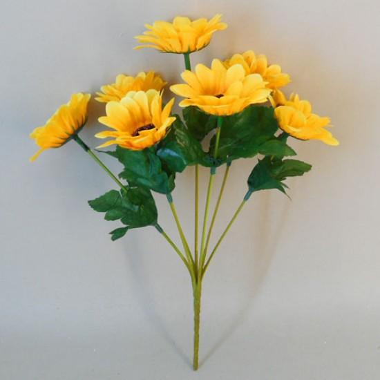 Mini Artificial Sunflowers Bouquet - S086 Q2