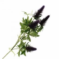 Artificial Eryngium Thistles Sea Holly Purple - T027 R4
