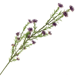 Artificial Meadow Sow Thistles Purple - T029 R3