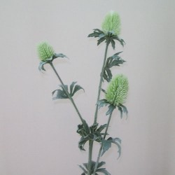 Artificial Thistles Green - T048 Q4
