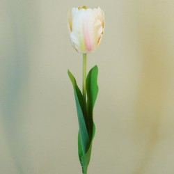 Artificial Tulips Blush Pink - T009 R3