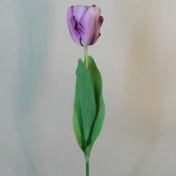 Artificial Tulips Purple - T013 R2