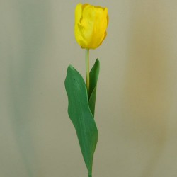 Artificial Tulips Yellow - T016 R2