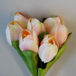Artificial Tulip Bunch Pink - T069 R2