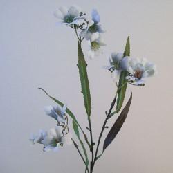 Artificial Tweedia Flowers Downton Light Blue - T091 T3