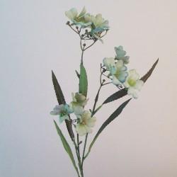 Artificial Tweedia Flowers Downton Sage Green - T090 T3