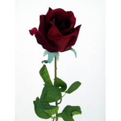 Velvet Bud Rose Red - R019 M3