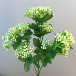 Artificial Viburnum Berries Spray Green - V005 Q4