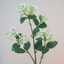 Artificial Viburnum Buds Cream Green - V030 R4