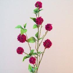 Artificial Viburnum | Geulder Rose Cottage Garden Dark Pink - V028 R4