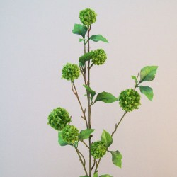 Artificial Viburnum | Geulder Rose Cottage Garden Green - V027 R4