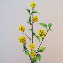 Artificial Viburnum | Geulder Rose Cottage Garden Yellow - V025 LL1