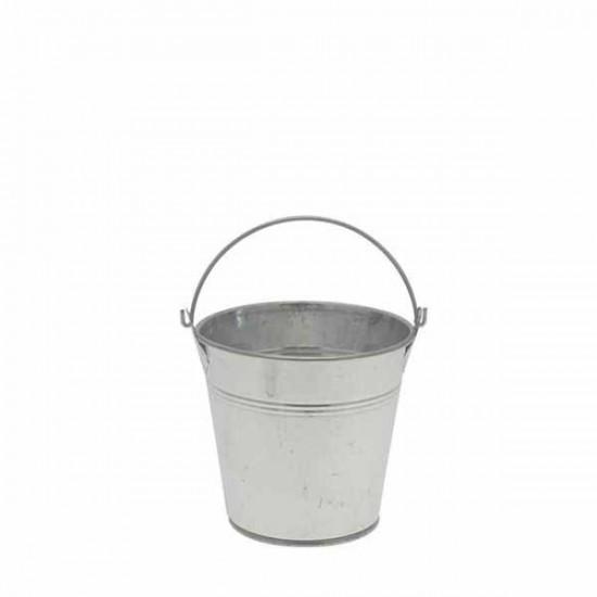 12cm Galvanised Bucket - GAL015