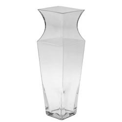 Balmoral Square Glass Vase 30cm - GL201 5D