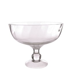 Clear Glass Trifle Bowl Small - GL137 7A