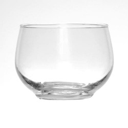 Clear Glass Votive Candle Holder - GL068 10C