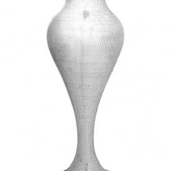 Disco Mirror Ball Vase 121cm - VS042