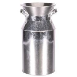 Galvanised Milk Churn - CHU001 1C