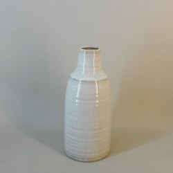 Hampton Flower Vase Cream 31cm - VS008 3B
