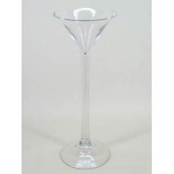 40cm Martini Glass Vase - GL056  5E