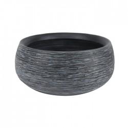 Naples Bowl Slate Grey 20cm -  BOW010
