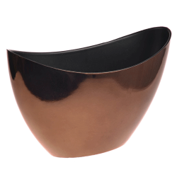 Plastic Pot Cover Copper Recyclable - VS071 6C