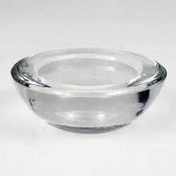 Round Glass Tealight Holders 6 Pack - GL069 7E