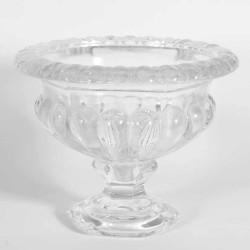 Westminster Clear Glass Bowl on Pedestal - GL135 3C