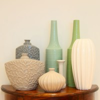 Vases by Colour