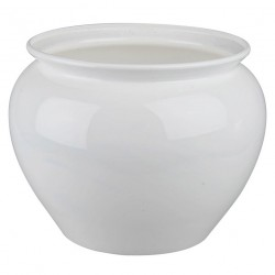 Holly Chapple Jardiniere White 15cm - HOL017 7A