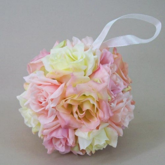 Antique Rose Pomander Sherbet - R408 O4
