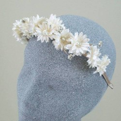 Hippie Chick Hairband Small Daisies - ABC012A LL3