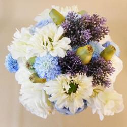Aybra Artificial Flowers Wedding Bouquet - AYB001 L1