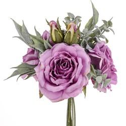 Sophia Roses Bouquet Lilac - SOP001 FF2