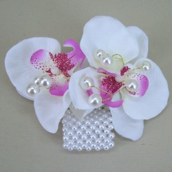 Wrist Corsage Japanese Orchid - WCOR018