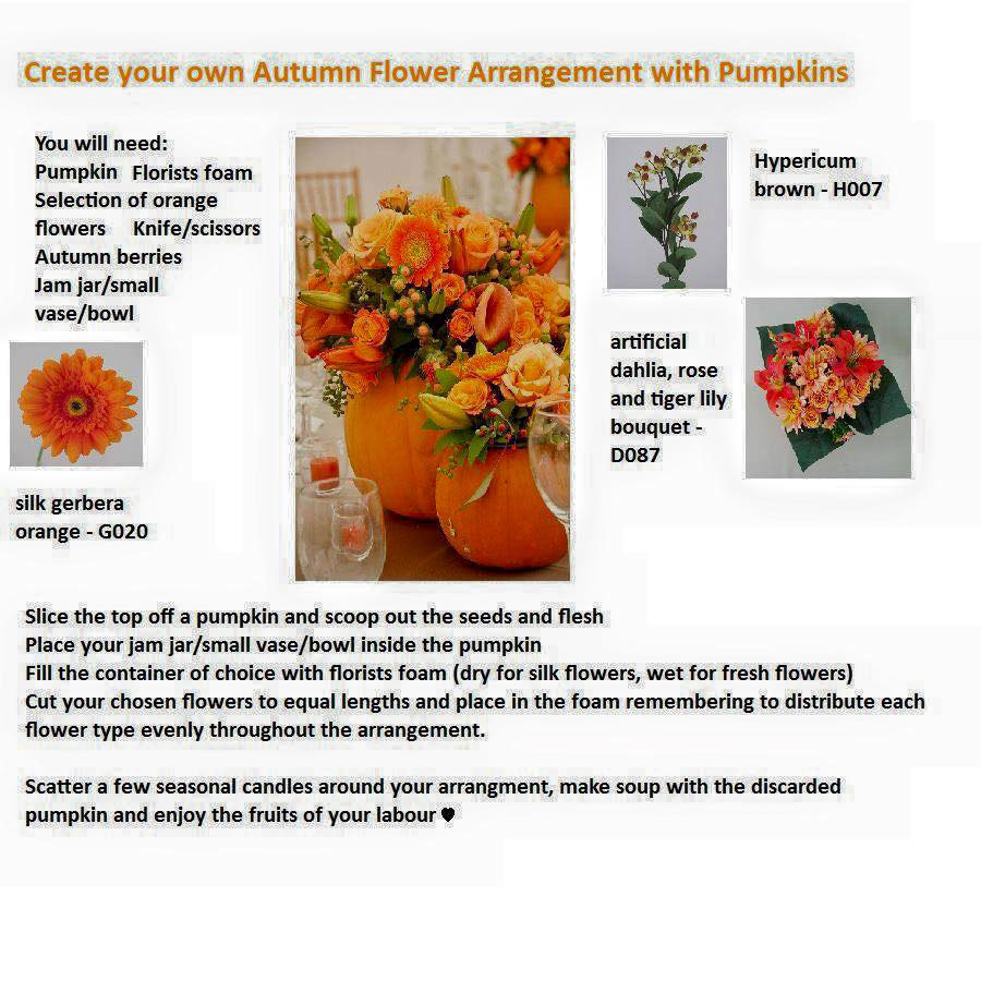Autumn inspirational artificial flowers mood board part 1 mightylinksfo